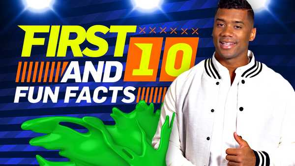"Kids' Choice Sports: ""Get to Know Russell"""
