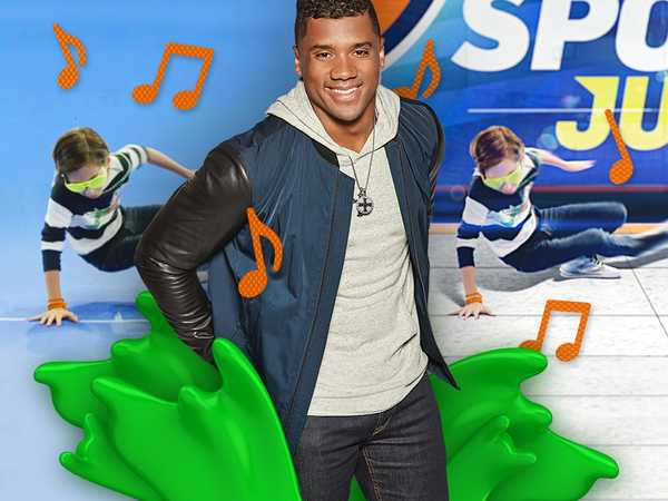 """Kids' Choice Sports Awards 2015: """"Behind The Scenes of Bus It"""""""
