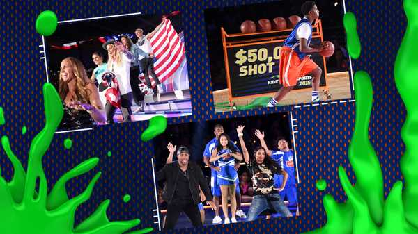 "Kids' Choice Sports 2015: ""What A Night!"""