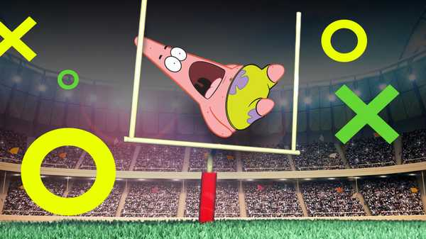 "Kids' Choice Sports Awards: ""Sports-Struck Patrick Returns!"""