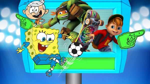 "Kids' Choice Sports 2016: ""The Nick Cam!"""