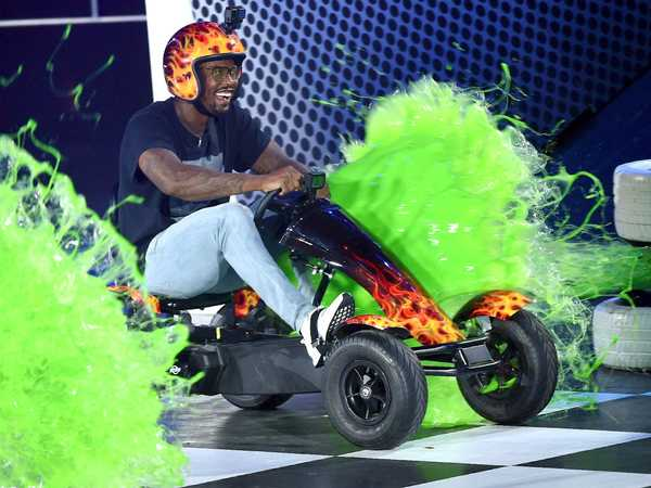 "Kids' Choice Sports 2016: ""The KCS 500 with CC Sabathia and Von Miller"""