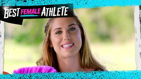 "Kids' Choice Sports 2016: ""Alex Morgan Wins Best Female Athlete!"""