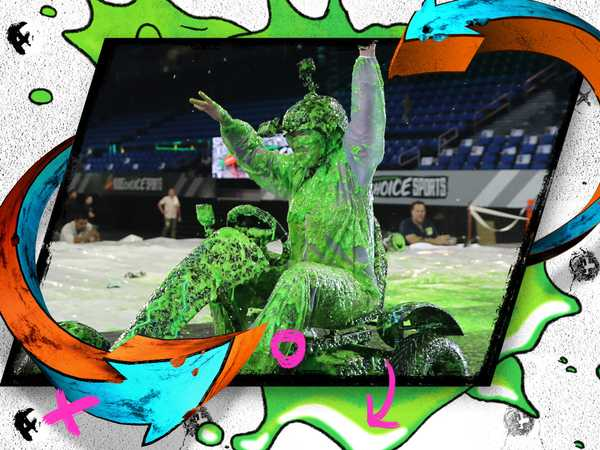 "Kids' Choice Sports 2016: ""Go Inside the Arena!"""