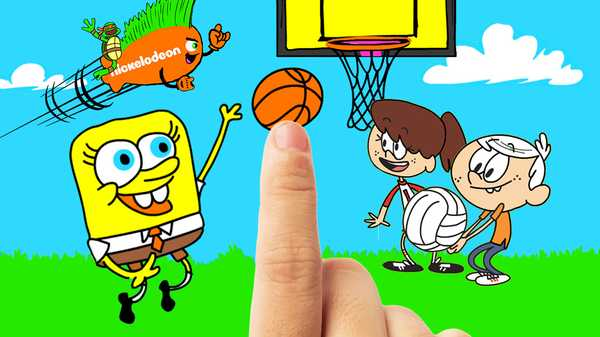 Kids' Choice Sports 2016: Touch This Sports Video!