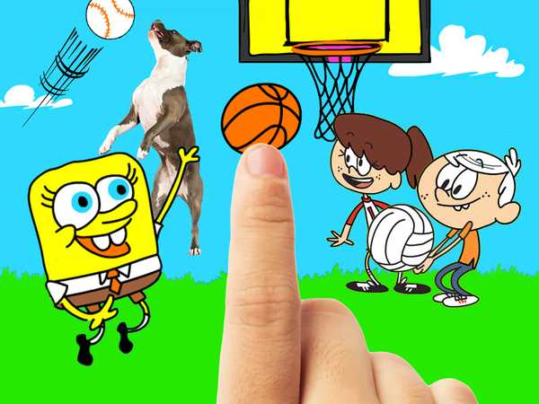 Promo type 2: Kids' Choice Sports 2016: Touch This Sports Video!