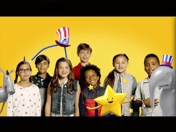 """Kids Pick the President 2016: """"Explaining the Electoral College"""""""