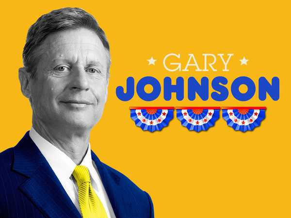"Kid's Pick the President: ""Meet Gary Johnson"""