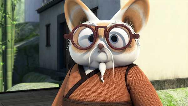 Kung Fu Panda: Legends of Awesomeness - Shifu's New Glasses