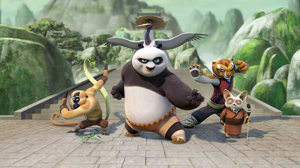 Kung Fu Panda: Legends of Awesomeness Theme Song