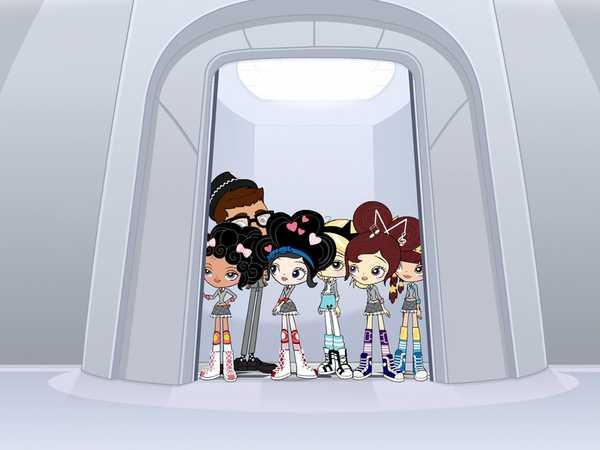"Kuu Kuu Harajuku: ""Elevator Music"""