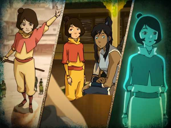"Legend of Korra: ""Best Jinora Moments"""