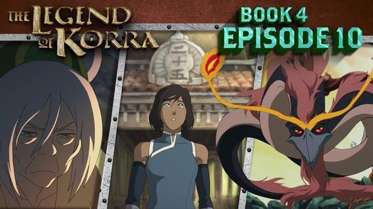 """The Legend of Korra: """"Operation Beifong"""""""