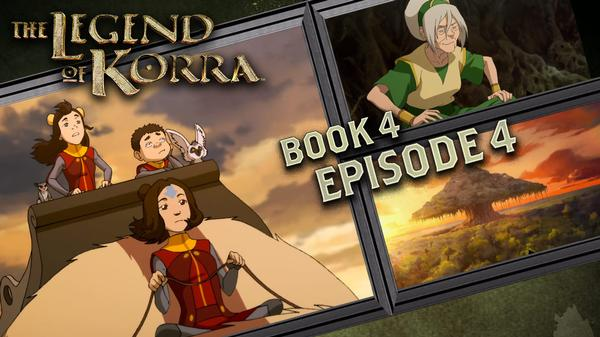 "The Legend of Korra: ""The Calling"""