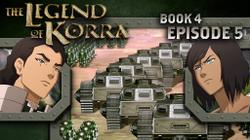 """The Legend of Korra: """"Enemy at the Gates"""""""