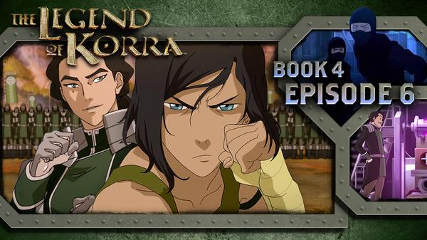 "The Legend of Korra: ""Battle of Zaofu"""