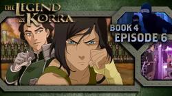 "The Legend of Korra: ""Battle of Zaofu"""
