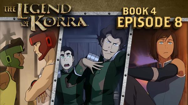 "The Legend of Korra: ""Remembrances"""