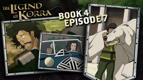"The Legend of Korra: ""Reunion"""