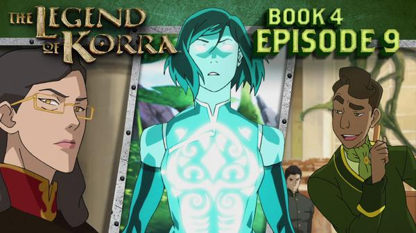 "The Legend of Korra: ""Beyond the Wilds"""