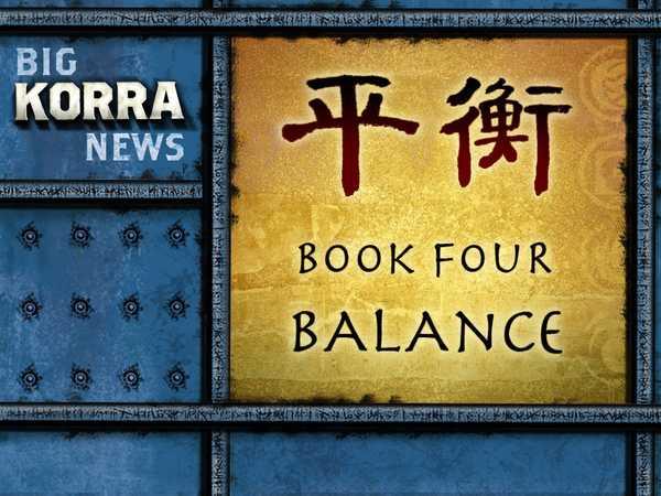"""Legend of Korra: """"Book 4 is Coming!"""""""