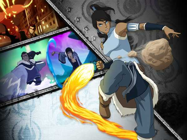 "Legend of Korra: ""Every Bend Ever: Book 2"""