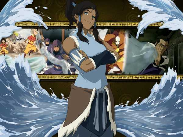 "Legend of Korra: ""Every Bend Ever"""