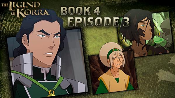 "The Legend of Korra: ""The Coronation"""