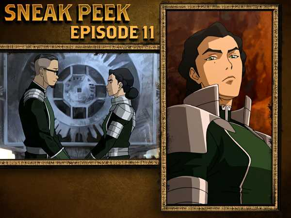 "Legend of Korra: Kuvira's Gambit: ""War on the City"""