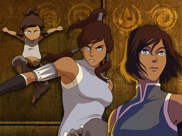"Legend of Korra: ""The Evolution of Korra"""