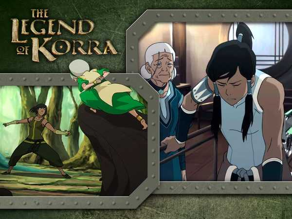 "Legend of Korra: ""Korra Rises"""