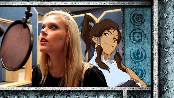 "Legend of Korra: ""The Voices of Korra"""