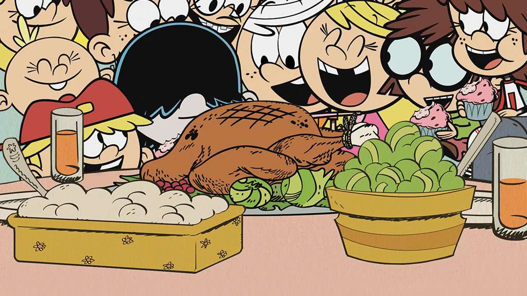 "The Loud House: ""Dinner Party"""