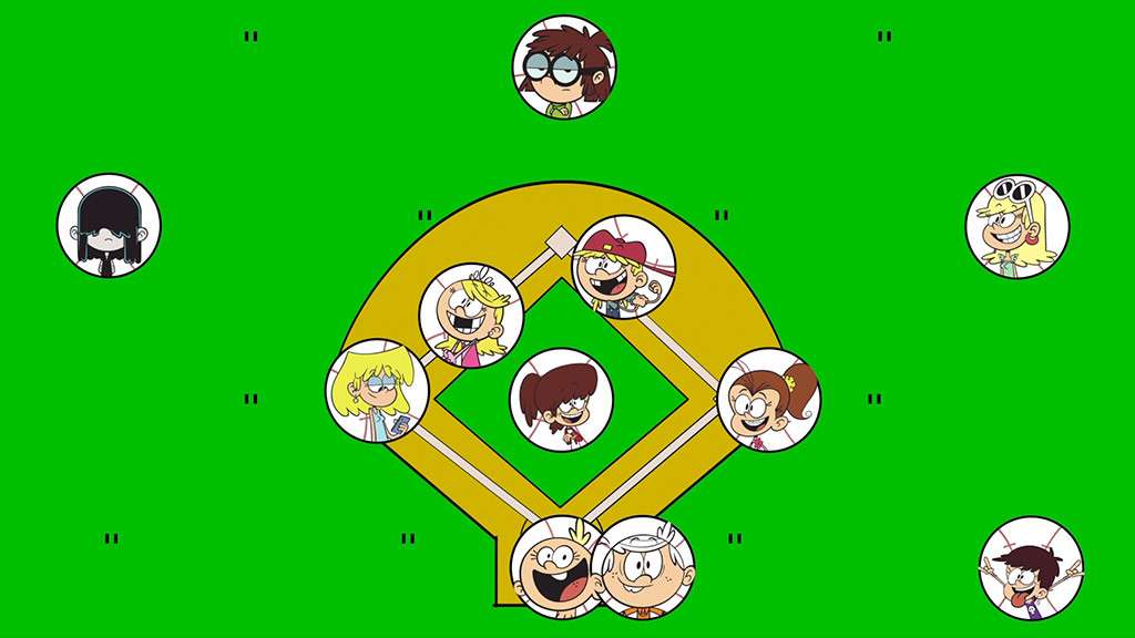 """The Loud House: """"The Bases Are Loaded"""""""