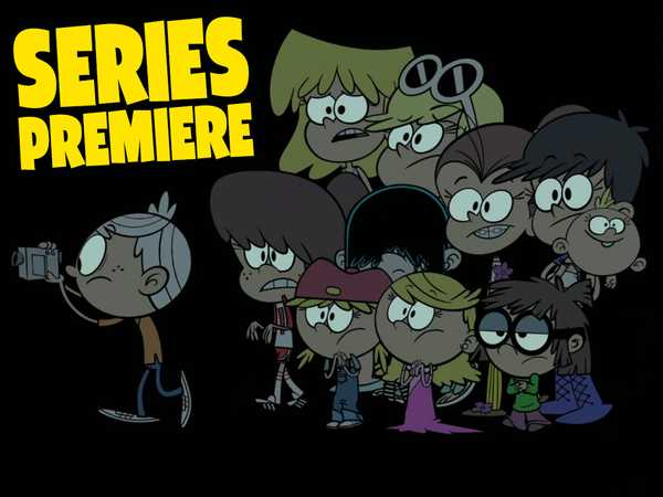 "The Loud House: ""Left in the Dark/Get the Message"""
