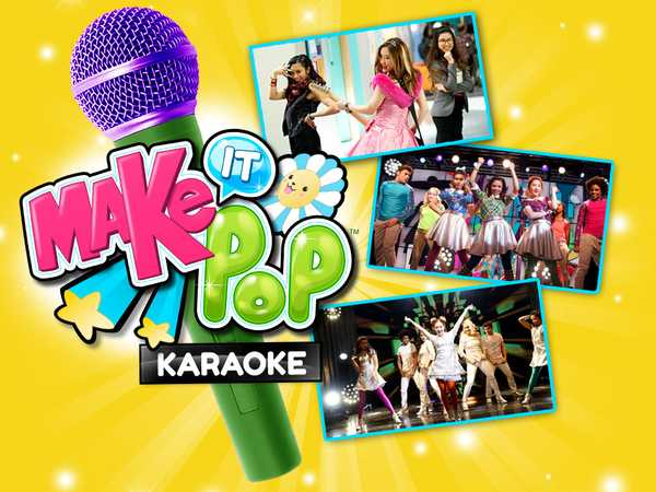 "Make It Pop: ""Sing Along!"""