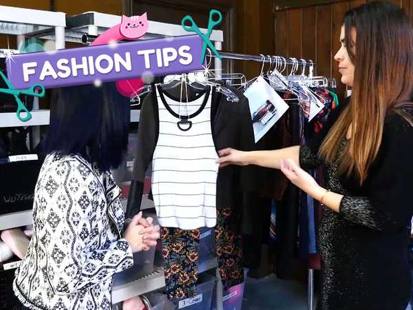 "Make It Pop: ""Louriza's Tips: Polished Look"""