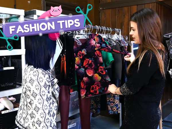 "Make It Pop: ""Louriza's Tips: Bold Patterns"""