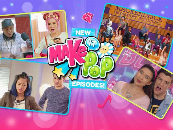 Type 4: MIP New Episodes LOGO 1-22