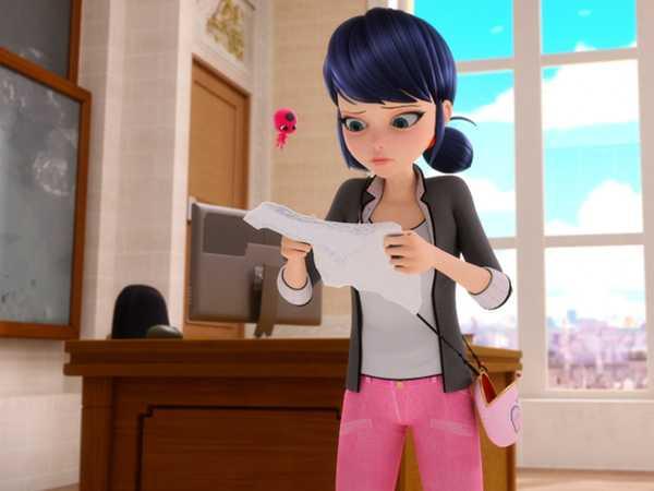 """Miraculous: """"Adrien's Letter"""""""