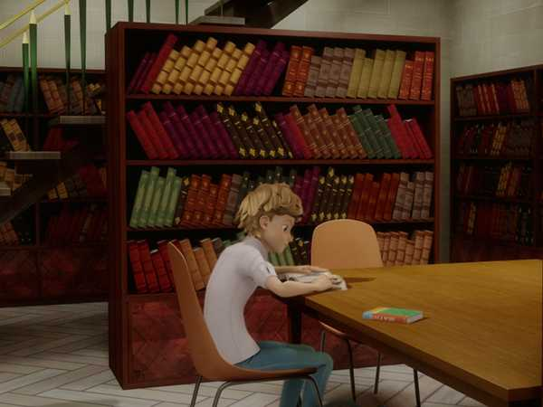 """Miraculous: """"Adrien's Mysterious Book"""""""