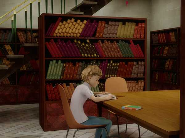 "Miraculous: ""Adrien's Mysterious Book"""
