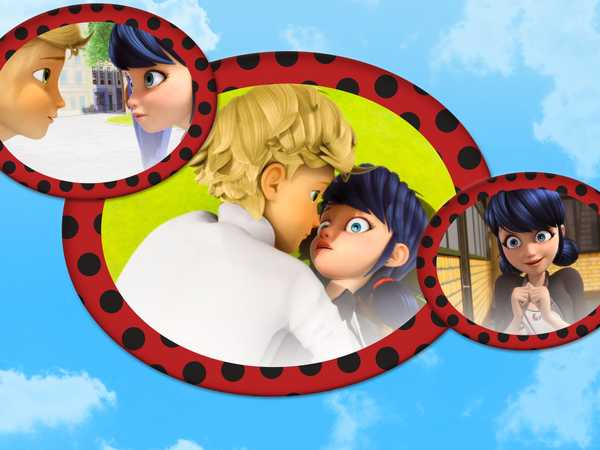 "Miraculous: ""Marinette and Adrien Moments"""