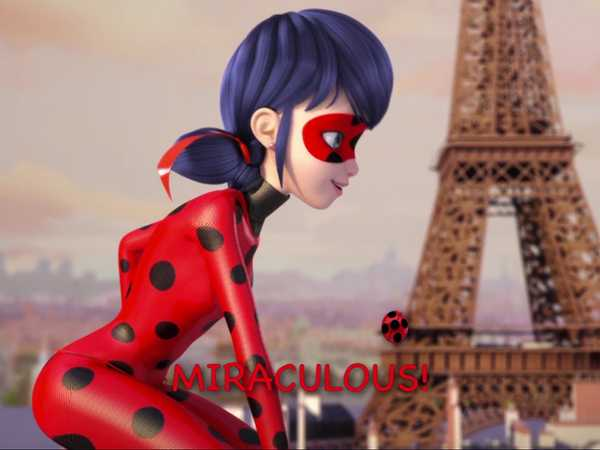 """Miraculous: """"Sing the Theme Song!"""""""
