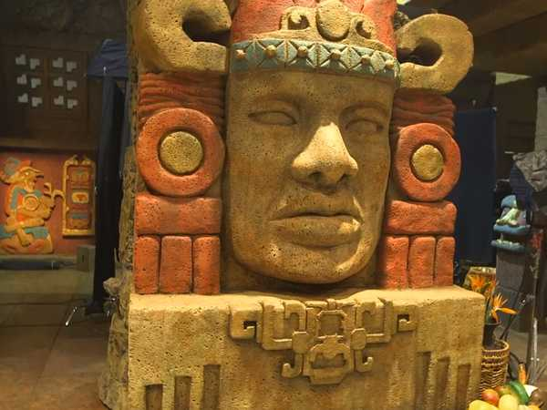 "Legends of the Hidden Temple: ""Olmec Returns!"""