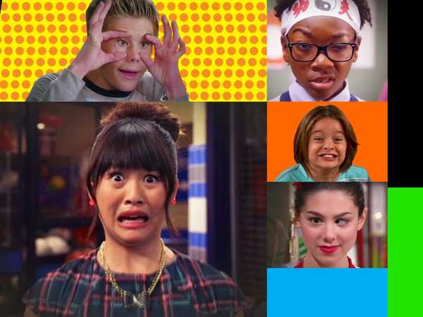 "Henry Danger: ""10 Looks for Fall"""