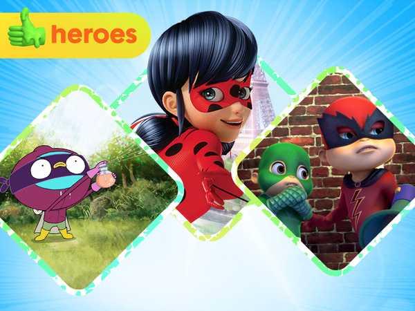 Nick Heroes Unite!