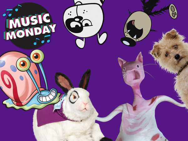 Type 2: Music Monday Pet Celebration