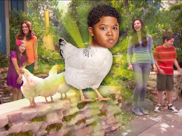 "Haunted Hathaways: ""Benjamin the Chicken"""