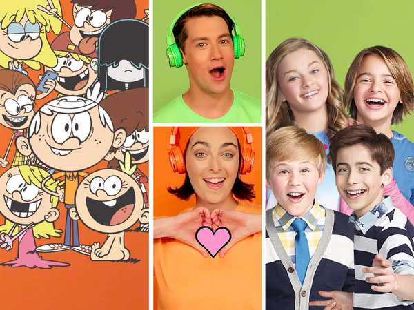 Acappella Theme Song Battle: Loud House and Nicky, Ricky, Dicky & Dawn